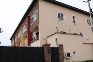 3 bedroom Terraced Duplex House for rent Ikate Elegushi Ikate Lekki Lagos - 0