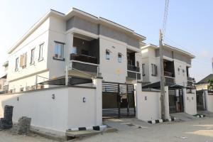 4 bedroom Semi Detached Duplex House for rent Westend Estate Lekki Phase 2 Lekki Lagos