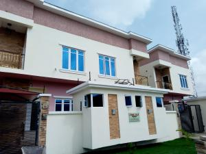 4 bedroom House for sale BESIDE MEGA CHICKEN, LEKKI EPE EXRESSWAY  Ikota Lekki Lagos - 0