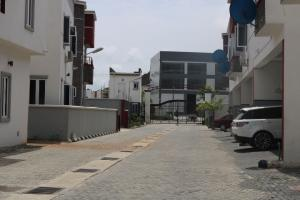 4 bedroom Terraced Duplex House for sale Orchid Estate, By Chevron Lekki Lagos