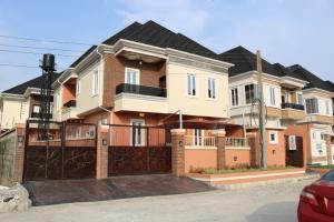 4 bedroom Semi Detached Duplex House for rent Orchid Estate, Lafiaji Lekki Lagos