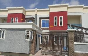 4 bedroom Terraced Duplex House for sale Between Chevron and VGC, Ikota, Creek Avenue Court Lekki Phase 2 Lekki Lagos