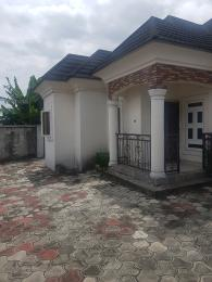 4 bedroom Detached Bungalow House for sale New road off ada GEORGE  Ada George Port Harcourt Rivers