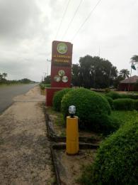 Land for sale 2 mins drive after La Campagne Tropicana Akodo Ise Ibeju-Lekki Lagos - 0