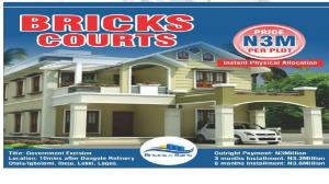 Serviced Residential Land Land for sale Otolu/Igbolomi Ibeju lekki Ogogoro Ibeju-Lekki Lagos