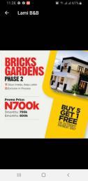 Residential Land Land for sale Brick Garden, okun Imedu,  ibeju-lekki Orimedu Ibeju-Lekki Lagos