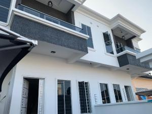 4 bedroom Semi Detached Duplex House for rent Oral Estate  chevron Lekki Lagos