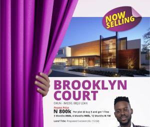 Land for sale okun-Imedu Ibeju-Lekki Lagos - 0