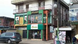 Office Space Commercial Property for sale On major road Fola Agoro Yaba Lagos