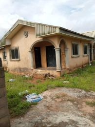 5 bedroom Detached Bungalow House for sale iyekogba Estate area off airport road Oredo Edo