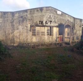 3 bedroom Detached Bungalow House for sale Off Idimu Road Ejigbo Lagos