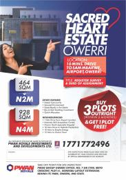 Mixed   Use Land Land for rent ABA road Owerri Imo