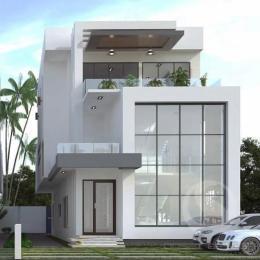 5 bedroom Detached Duplex House for sale Bear estate chevron drive  chevron Lekki Lagos