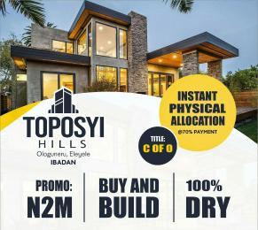 Residential Land Land for sale Ologuneru  Ido Oyo