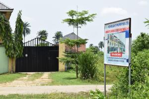 Land for sale Along Eneka-Igwuruta Road, Army Range Eneka Port Harcourt Rivers