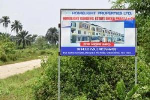 Mixed   Use Land Land for sale ARMY RANGE, ENEKA-IGWURUTA ROAD Eneka Port Harcourt Rivers