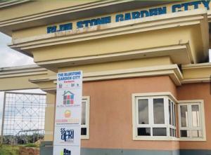 Residential Land Land for sale EVERGREEN ESTATE, INSIDE BLUESTONE GARDEN CITY MOWE (5 MINUTES DRIVE FROM MAIN MOWE MARKET) Mowe Obafemi Owode Ogun