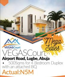Serviced Residential Land Land for sale Lugbe Abuja