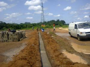 Land for sale Aba road Owerri Imo - 1