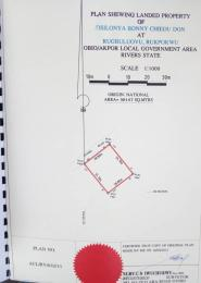 Commercial Land Land for sale nta road Obia-Akpor Port Harcourt Rivers