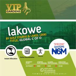 Mixed   Use Land Land for sale Lakowe by golf course lake lekki Eputu Ibeju-Lekki Lagos