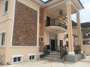 5 bedroom Terraced Duplex House for sale divine power estate  Rumuokwurushi Port Harcourt Rivers