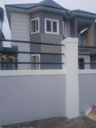 6 bedroom Terraced Duplex House for sale harmony estate  Eliozu Port Harcourt Rivers