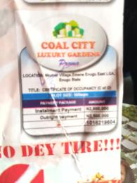 Land for sale Nkubor Village Emene, Enugu East LGA Enugu Enugu