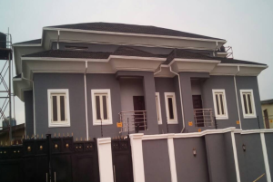 4 bedroom Terraced Duplex House for sale Mabinuori Street, Shangisha Magodo GRA Phase 2 Kosofe/Ikosi Lagos