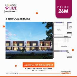 3 bedroom Flat / Apartment for sale Epe Eleko Ibeju-Lekki Lagos