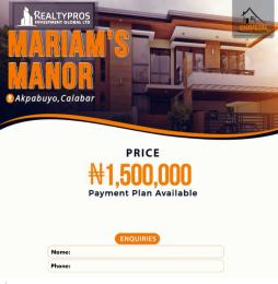 Mixed   Use Land Land for sale Akpabuyo, Calabar Akpabuyo Cross River