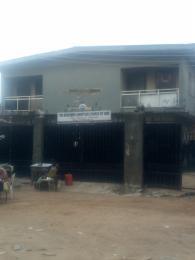 Flat / Apartment for sale Jimoh bus stop Akowonjo Alimosho Lagos
