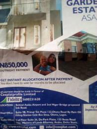 Residential Land Land for sale Festac Asaba Delta