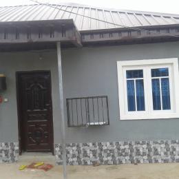 1 bedroom mini flat  Flat / Apartment for rent Shagari Estate Egbeda Alimosho Lagos - 0
