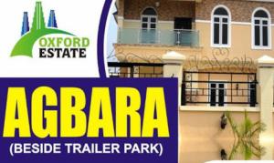 Mixed   Use Land Land for sale Beside trailer park Agbara Agbara-Igbesa Ogun