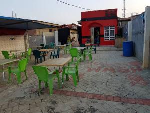 2 bedroom Commercial Property for rent ikotun igando road Egbeda Alimosho Lagos