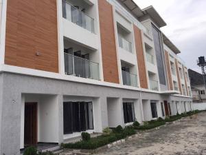 4 bedroom Terraced Duplex House for sale Elm street Osborne Foreshore Estate Ikoyi Lagos