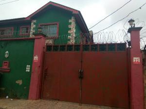 1 bedroom mini flat  Flat / Apartment for rent Harmony Estate Egbeda Alimosho Lagos - 0
