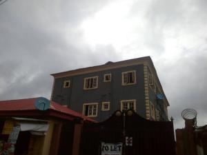 1 bedroom mini flat  Flat / Apartment for rent Agbele Bustop Egbeda Alimosho Lagos - 0