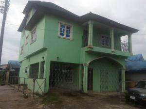 6 bedroom Detached Duplex House for sale Fairview Estate, Enerhen road. Warri Delta