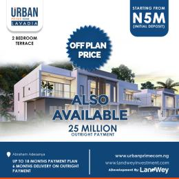 2 bedroom Terraced Duplex House for sale Abraham Adesanya Lekki Lagos