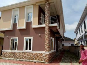 5 bedroom House for sale Mayfair gardens estate  Awoyaya Ajah Lagos - 0