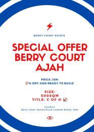 5 bedroom Residential Land Land for sale Lekki Ajah Expressway  Off Lekki-Epe Expressway Ajah Lagos