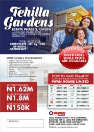 Residential Land Land for sale Along Aba-Owerri Road North L.G.A, owerri, IMO state Owerri Imo