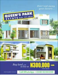 Residential Land Land for sale centenary city Kuje Abuja