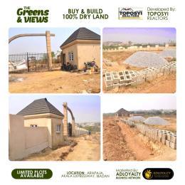 Serviced Residential Land Land for sale Arapaja Akala Expressway Ibadan Oyo State Akala Express Ibadan Oyo