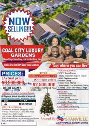 10 bedroom Serviced Residential Land Land for sale Nkubor Village Via Emene Enugu Enugu