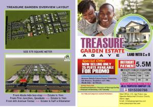 Residential Land Land for sale End of 6th avenue, Festac Town. Ijedodo, Agaye  Festac Amuwo Odofin Lagos