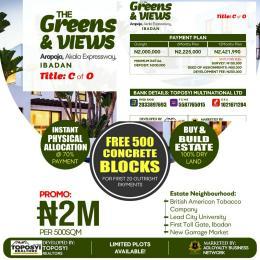 Residential Land Land for sale Arapaja Akala Expressway Ibadan Akala Express Ibadan Oyo