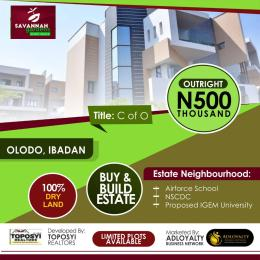 Residential Land Land for sale Olodo Ibadan Ring Rd Ibadan Oyo